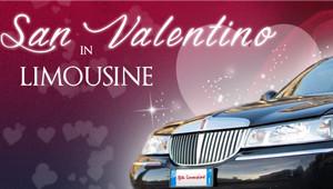 Noleggio limousine a Roma per San Valentino