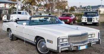 Noleggio Cadillac Eldorado