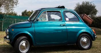 Noleggio Fiat 500 Roma