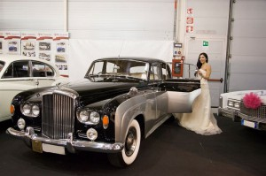 Bentley s3 noleggio matriomio roma