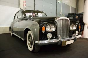 Bentley s3 noleggio roma