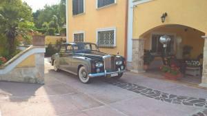 Noleggio Jaguar Mk XiX